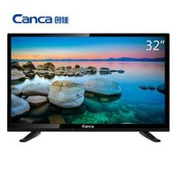Canca 32inches HD LED With Smart Kits Edge Thin Support TV Stick MK809IV CPU RK3188T