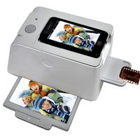 New High Quality Portable Smartphone Photo Scanners Mobile phone Film Scanner Support iPhone 4/4S 5 5s 6 7 SamsungS2 S3 K801