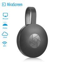 Mirascreen G2 mirroring multiple TV stick wifi display receiver Mini PC Android HDMI