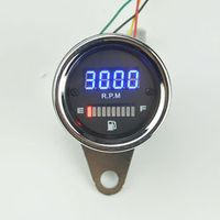 DRAGON GAUGE electronic modified inductance Motorcycle instrument tachometer car Fuel