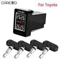CAREUD U912 TPMS For Toyota U903 / U906C Car Tire Pressure Wireless Monitoring System