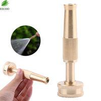 EECOO Adjustable Brass Construction High Pressure Spray Gun