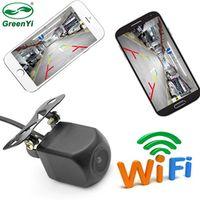 GreenYi WIFI Reversing Camera Dash Cam Star Night Vision Car Rear View Camera Mini