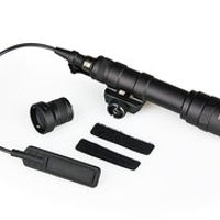 Factory Sell Tactical M600 led flashlight gun weapon light for M1913 picatinny rail