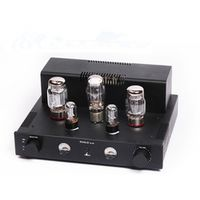 SENGTERBELLE Finished KT88 Class A Single-end HiFi Vacuum Tube Amplifier USB Decoder