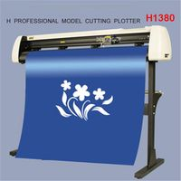 ZJMZYM 110V/220V H1380 Cutting Plotter With Stand Garment /Silhouette Reflective