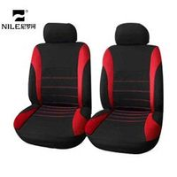 Nile Universal Car Seat Cover Kit 9 PCS Full Seat Covers for Auto Protect Luxury