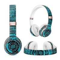 Vinyl Body Shell Protective Sticker Wrap Skin Decal 0166# For Beats Solo3 Wireless Headphones