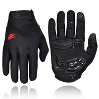 FIRELION Outdoor Full Finger Gel Touch Screen Cycling Gloves Off Road Dirt