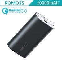 Romoss ACE Pro QC3.0 Two-Way Quick Charger Metal 10000mAh Aluminum Alloy 5V/2A