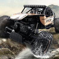 Packag JJRC Q15 RC Car 2.4G 4CH 4WD Rock Crawlers 4x4