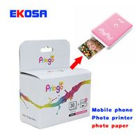 EKOSA Professional Photo Paper 30 Sheets/Box for HITI Pringo P231 pocket WiFi