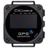 GHYDO Columbus V-1000 wearable Data logger 66 channels outdoor GPS sprots watch