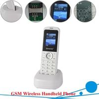 Ycall 850/900/1800/1900MHZ WIRELESS HANDHELD HANDSET GSM Phone for home office use