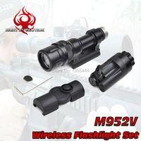 NE 04077 Night Evolution light M952V Wireless Set Quick Release Tactical Flashlight
