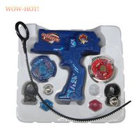 WOW-HOT Beyblade Metal Fusion Toys For Spinning Tops Metal