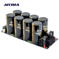Aiyima 120A Amplifier High Power Schottky Rectifier Filter Power Supply Board 10000uf
