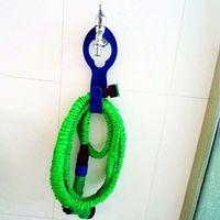 WCIC 21.7cm Plastic Hanger Blue Durable Garden Hose