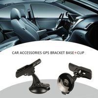 NOYOKERE Car Plastic Base Clip for Garmin GPSMAP 62 62s eTrex 10 20 30 Mount Holder