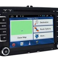MongWead 2 Din 7 Inch Car DVD Player For With GPS Navigation