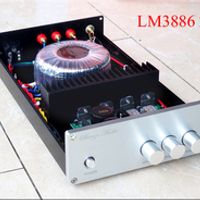TIANCOOLKEI LM3886 2.1 channel subwoofer amplifier Beyond ordinary sound
