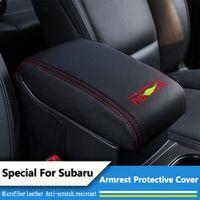 SeaForce Microfiber Leather Car Console Armrest Sleeve Cover Center Storage Box Cove