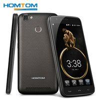 "HOMTOM HT50 4G Smartphone 5.5"" MTK6737 Quad Core Android 7.0 3GB RAM 32GB ROM"