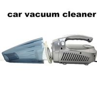 NEW Portable wet and dry   Car vacuum cleaner  100W dual-use super suction