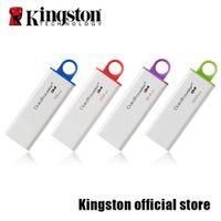 Kingston USB 3.0 DataTraveler G4 Flash Disk 16GB/32GB/64GB/128GB