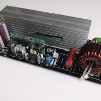 dower me 2000W Pure Sine Wave Inverter Power Post Sinewave Amplifier finished