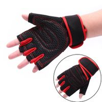 Marbit 2018 New Men Fingerless Fishing Wrist Women Half Finger Ridding gloves