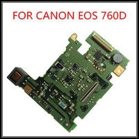 DH DC Power charge board/PCB Repair parts for Canon EOS 750D 760D Kiss X8i T6i 8000D
