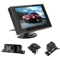 XYCING E318 Night Vision Waterproof Color Car Rear View Camera Reverse Backup Camera