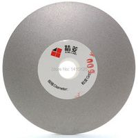 """Joiner 4"""" inch Grit 600 Fine Grinding Disc Wheel Coated Flat Lap Disk Lapidary Tools"""