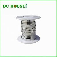 ECO-WORTHY Hot* 100 feet Solder covered tabbing WIRE connect solar cells