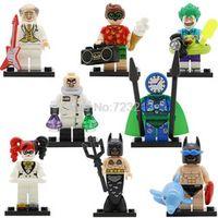 Legoingly Single Sale Mermaid Batman Movie Super Hero