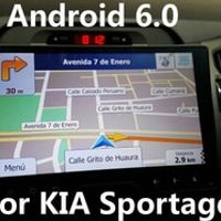 MongWead Quad Core Android 6.0 Fit KIA Sportage Car DVD Player GPS