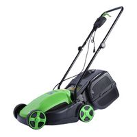 ZJMZYM 1500W Home Electric Touching Push-type Lawn Mower 230V-240V / 50Hz 330mm