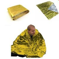 Tegoni rescue emergent blanket survive thermal mylar lifesave first aid kit treatment