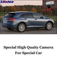 Liislee Car Camera For TOYOTA VENZA 2008 Ultra HD reversing camera automobile