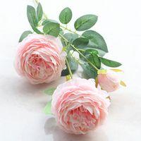 Artificial Flowers Peony Silk Flowers Flowers for Wedding