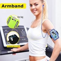 Eurynome Soft Belt Travel Gym bag Running Sports Armband For ZTE Blade X3 X 5 X7 X9