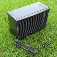 FY-UU 12V Car air Conditioner 35W Black Portable Mini Cooling Water Evaporative air