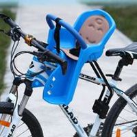 Front cushion seat plastic mountain road folding electric