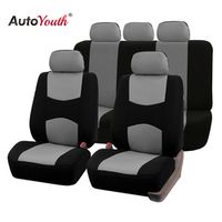 AUTOYOUTH Automobiles Seat Covers Full Car Seat Cover Universal Fit