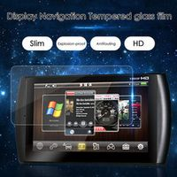 Vehemo Tempered Glass 8Inchs 175mmx105mm Car DVD Protective Films GPS