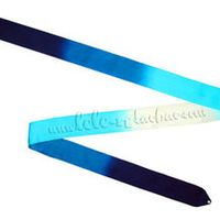 Multi color  Ribbon with high quality rayon