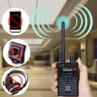 MUQGEW GPS High-speed 1MHz-8000MHz detect Mobile Anti-Spy wireless Amplification Bug