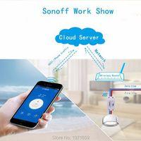 KINGJOIN&GALO Sonoff - ITEAD WiFi Wireless Smart Switch