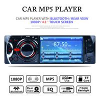 tancredy Universal P5199 1 Din Multimedia Bluetooth MP3 MP5 Car Video Player FM Radio